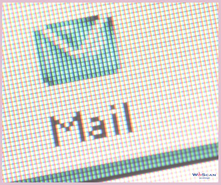 Mails lees je tijdens vaste blokken voorzien in je agenda. Doe dit 3 tot 4 x per dag.