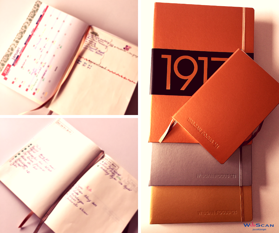 Leuchttrum1917 - limited edition - A5 dotted - bulletjournal